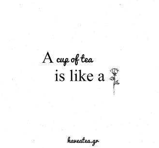 tea=flowers