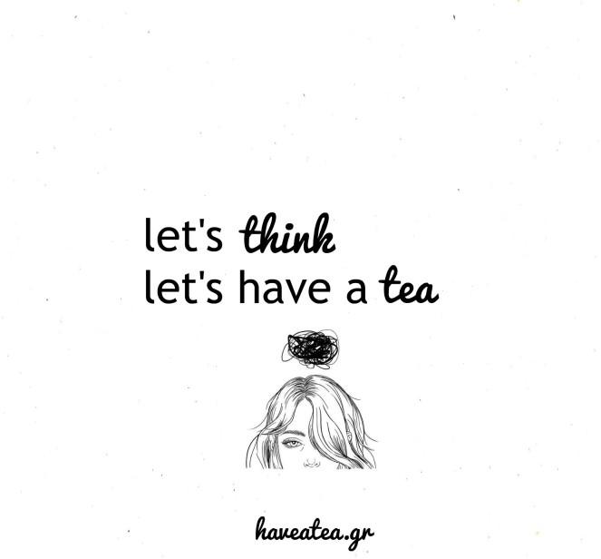 tea=think