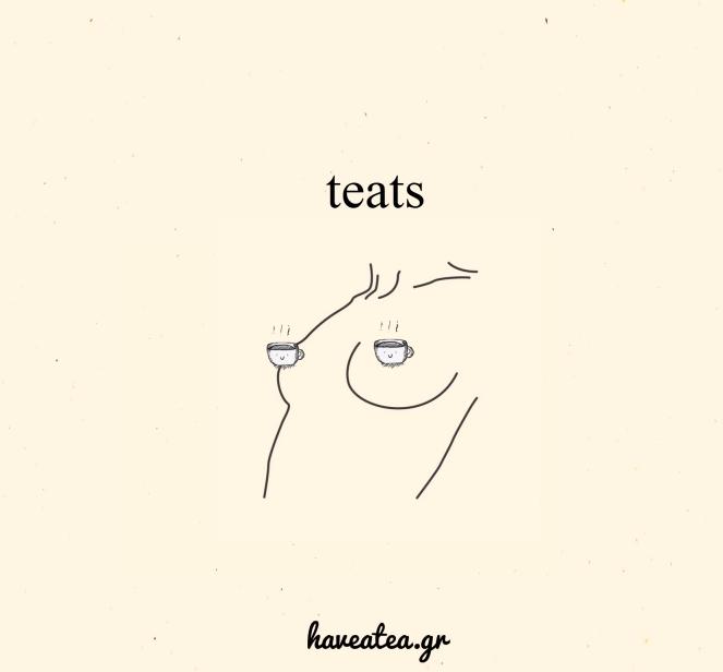 teats