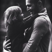 Τώρα σε χρειάζομαι πιο πολύ από ποτέ, μπαμπά.  @haveatea.gr