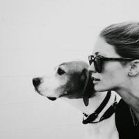 Μια αγάπη, ένας σκύλος.  @haveatea.gr